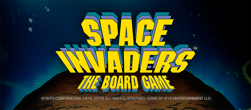 SPACE INVADERS - THE BOARD GAME SUCCESSFULLY FUNDED